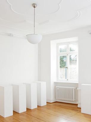 2016 Christian Droßbach Schaukelstuhl Galerie Rosemarie Jäger