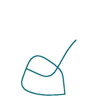 Schaukelstuhl