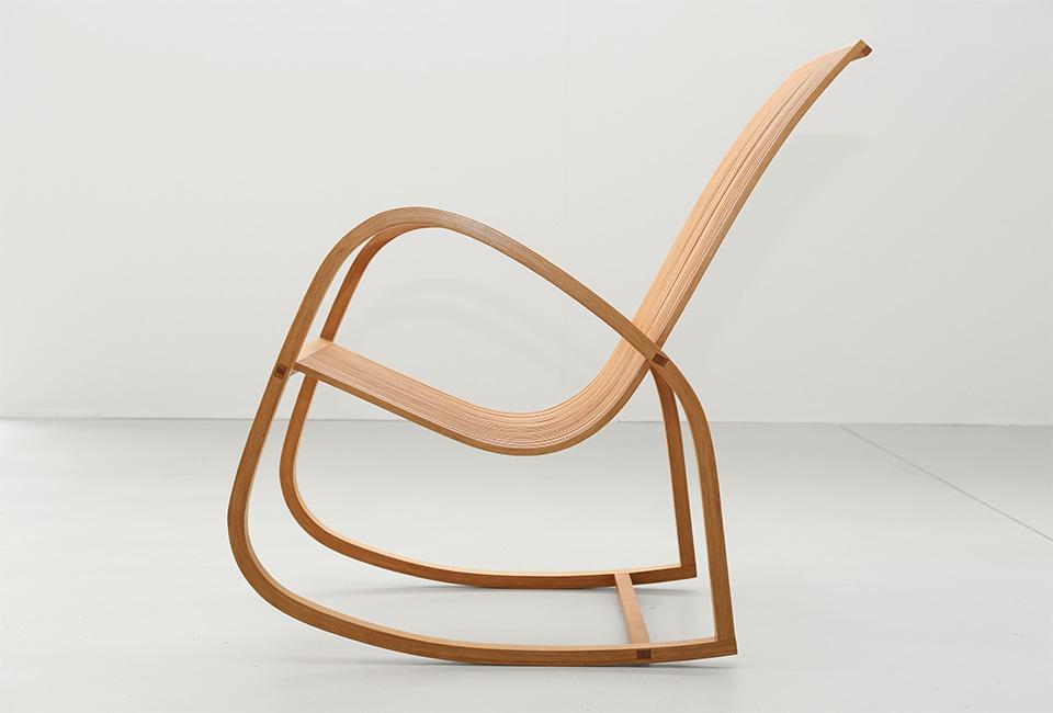 Christian Drossbach Handwerk + Design München Schaukelstuhl